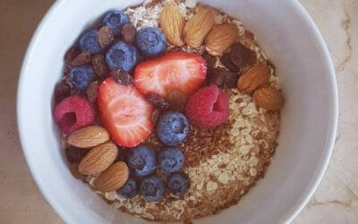 Bibylicious breakfast bowl