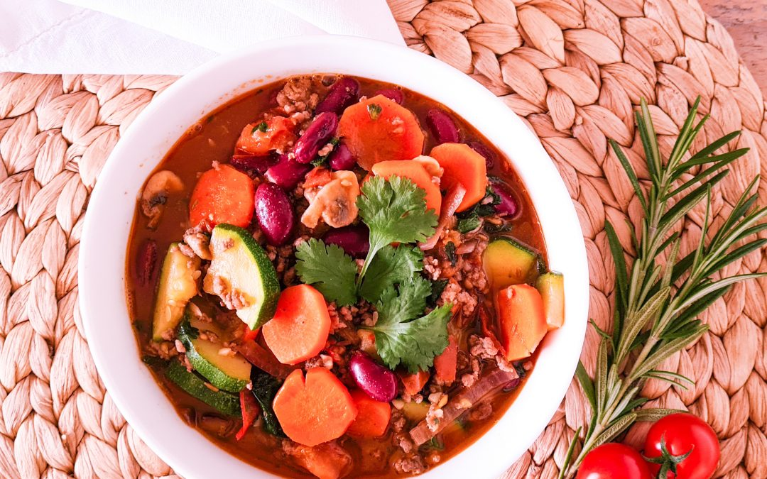 Healthy Chilli Soep
